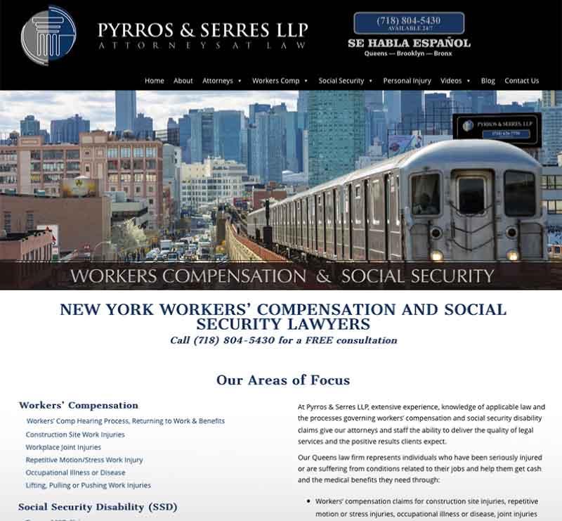 Pyrros-Serres-website