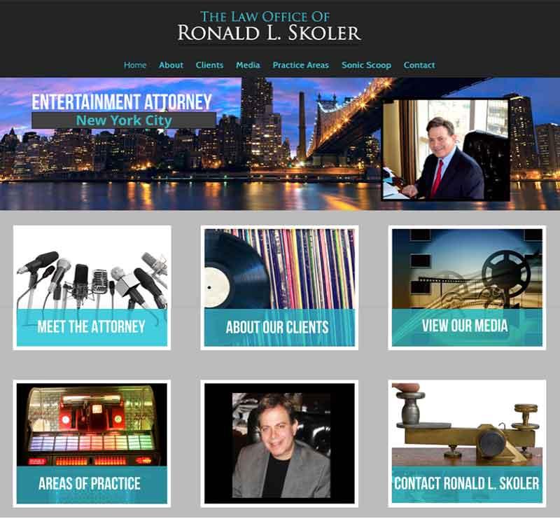 Skolar website