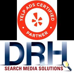 DRH Yelp Logo
